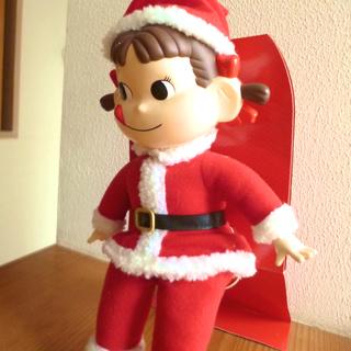 ぺこちゃん サンタ クリスマス