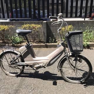 バッテリージャンクのヤマハ電動自転車
