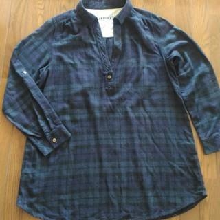 チェックシャツ Lサイズ