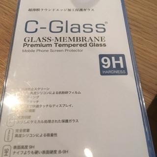 iPhone se 用画面保護ガラス