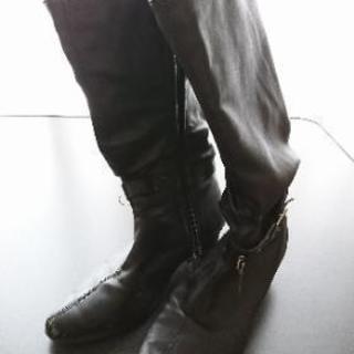 ブーツ(21㎝)キッズ用