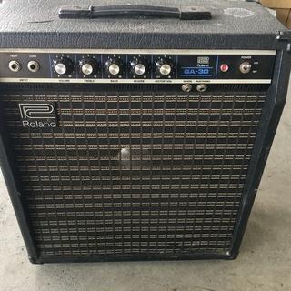 Roland/ローランド ギターアンプ GA-30  30W 動作OK