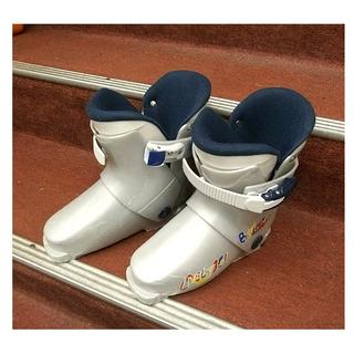 札幌【ジュニアスキー用ブーツ】年長さん~低学年 サイズ2 スキー靴...