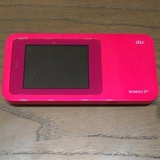 Speed  wifi NEXT  W01 ルーター