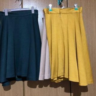 フレアスカート 1着 サイズ67と70