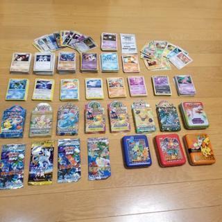 ポケモンカード 英語版&日本語版 約600枚 うちレア約40枚