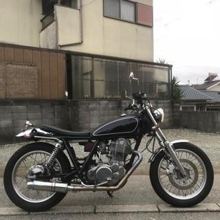 値下げ!R400 カスタム オリジナルマフラー!キック1発始動!