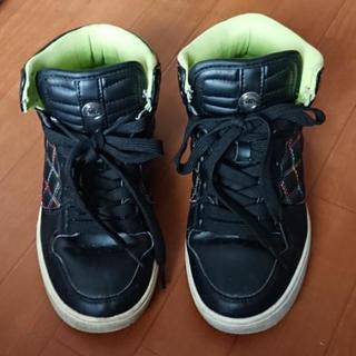 23cm ハイカットシューズ 靴 alb