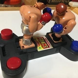 レトロオモチャ 実戦ボクシングゲーム