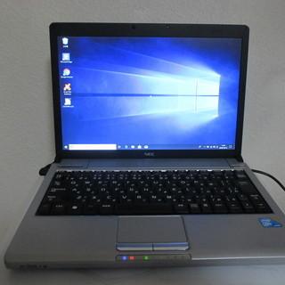 NEC ノートパソコン 12.1型 VersaPro corei7