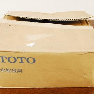 6883 未使用 TOTO 水栓金具 T37SE パブリック用流し...