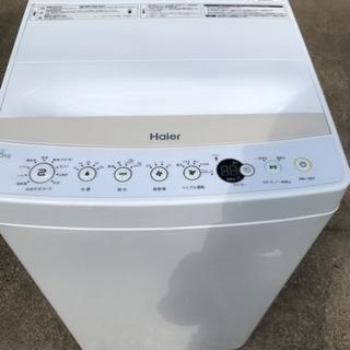 Haier ハイアール 2016年製 洗濯機
