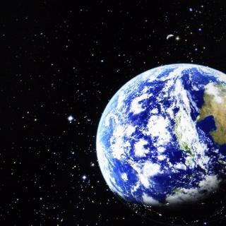 プラネタリウム「星空散歩」 小規模・非密閉型プラネタリウムでリラックス