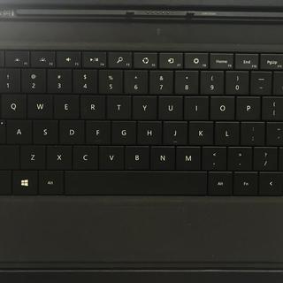 「値段下げ!」マイクロソフト Surface  タイプカバー2