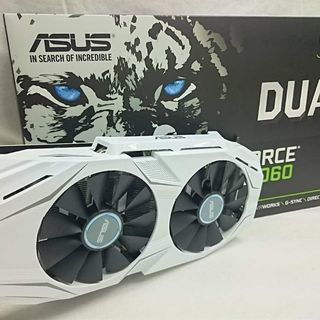 Geforce GTX 1060 DUAL グラボ