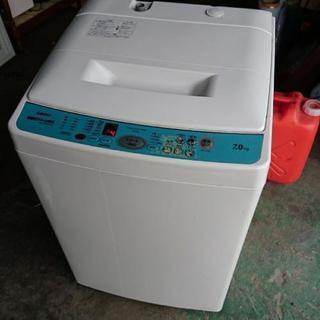 お取引中 み サンヨー全自動洗濯機7㎏