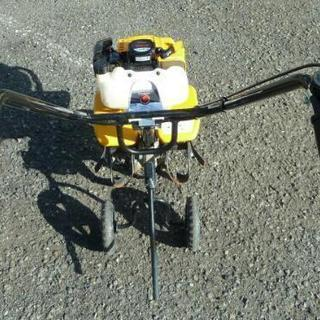 耕運機 RYOBI 新品