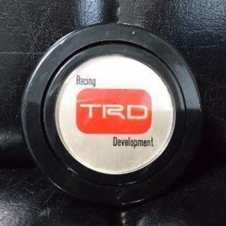 TRD Aタイプ ホーンボタン【当時物】トヨタ