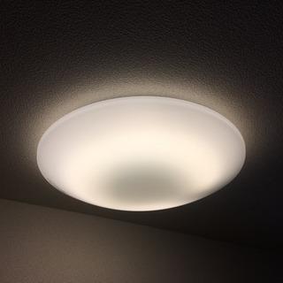 シーリングライト 蛍光灯 リモコン付き 電球色