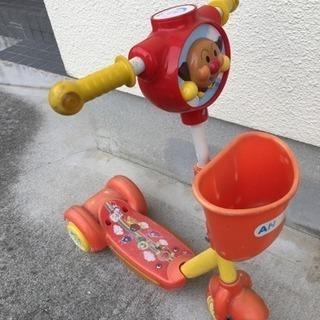 アンパンマン キックボード キックスクーター