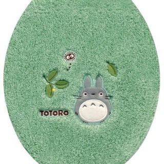 トトロ トイレふたカバー(新品未使用)