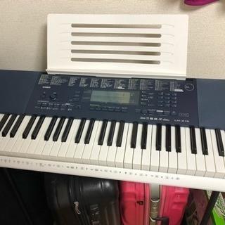 CASIO LK-215電子ピアノ