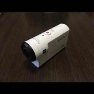 【中古美品】SONY アクションカムFDR-X3000+その他お...