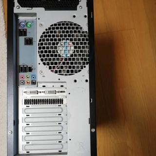 GTUNE core i7 AutoCAD LT2019 office2016 イラストレーター フォトショップ Windows10 GeForce GTS450 メモリ4G  - パソコン