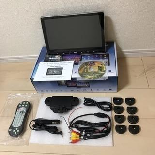 11.6インチ DVDプレーヤー DVD内蔵 ヘッドレスモニター