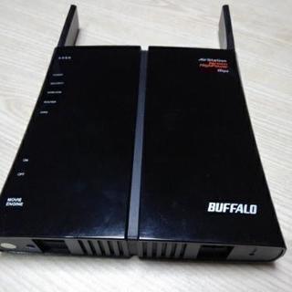 wifi親機 BUFFALO AirStation