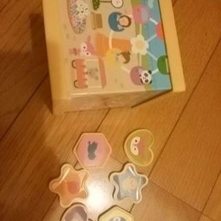 形 おもちゃ 雑誌 赤ちゃん ベビー 箱