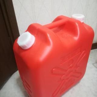 灯油用ポリタンク18L