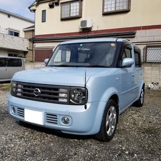 日産キューブキュービックEX LTD7人乗り 車検31年10月 走...