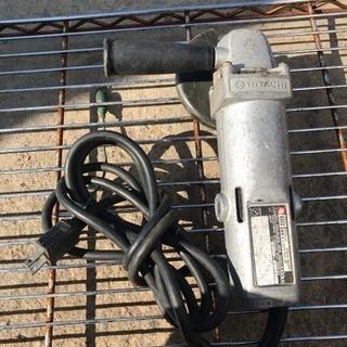 日立 100mm 電気ディスクグラインダー PDA-100C 管理...