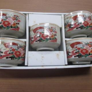 湯呑茶碗5個セット