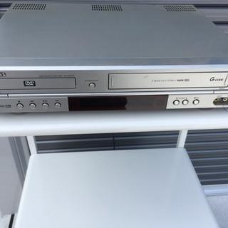 VHS&DVDプレーヤー希少‼️