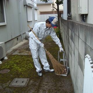 マンション共用部清掃/アルバイト/京都市