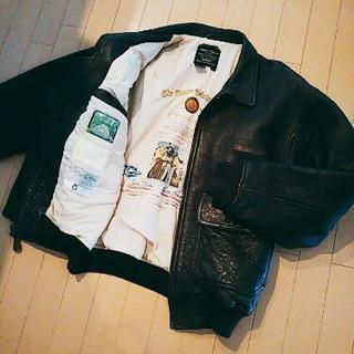 AVIREX 革ジャン  G-1 フライトジャケット