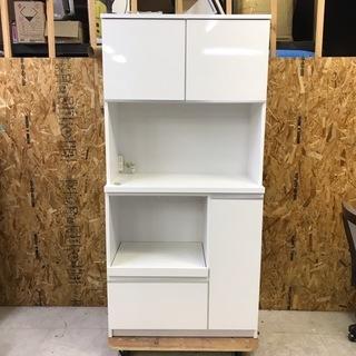 引取 浅川木工 キッチンボード 食器棚 レンジボード