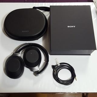 SONY WH-1000XM2 BM ソニー ヘッドフォン ブラック