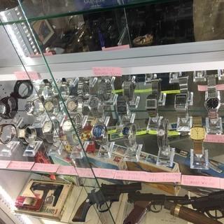 中古時計・ウォッチ販売中!アンティーク・レトロ品がメインです!