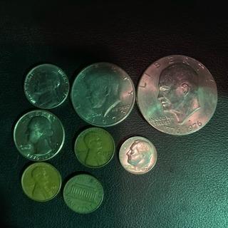 外国コインについて