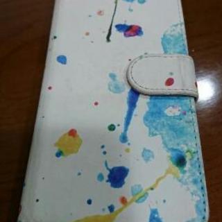 ミンネで購入した手帳型スマホケース