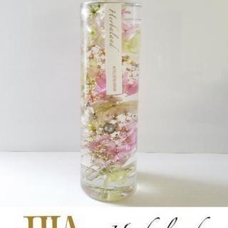 ハーバリウムデザイナー資格で花のある暮らしを楽しみませんか!