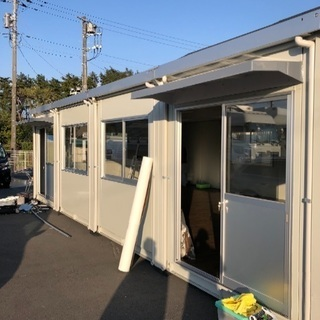 社保完備!!仮設ハウス設置、解体、作業員募集!