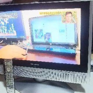 テレビ22インチ