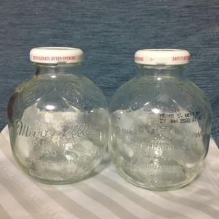 マルティネリ リンゴジュース 空き瓶