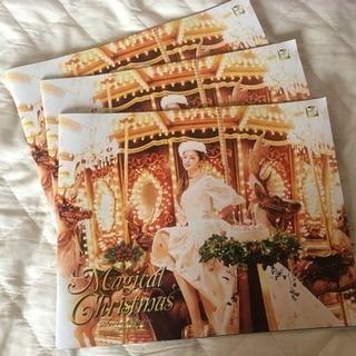 【安室奈美恵】セブンイレブン クリスマスケーキ2017カタログ