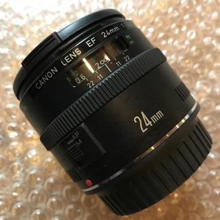 Canon 24mmEFマウント単焦点広角レンズ