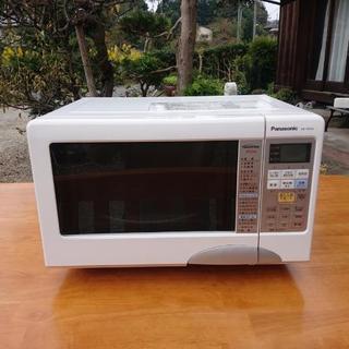 2012年製 Panasonicオーブンレンジ